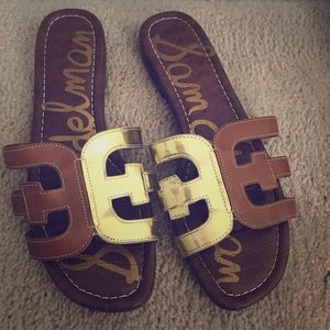 Almost new sandals